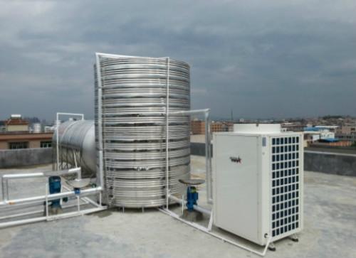 空氣能熱水器清洗